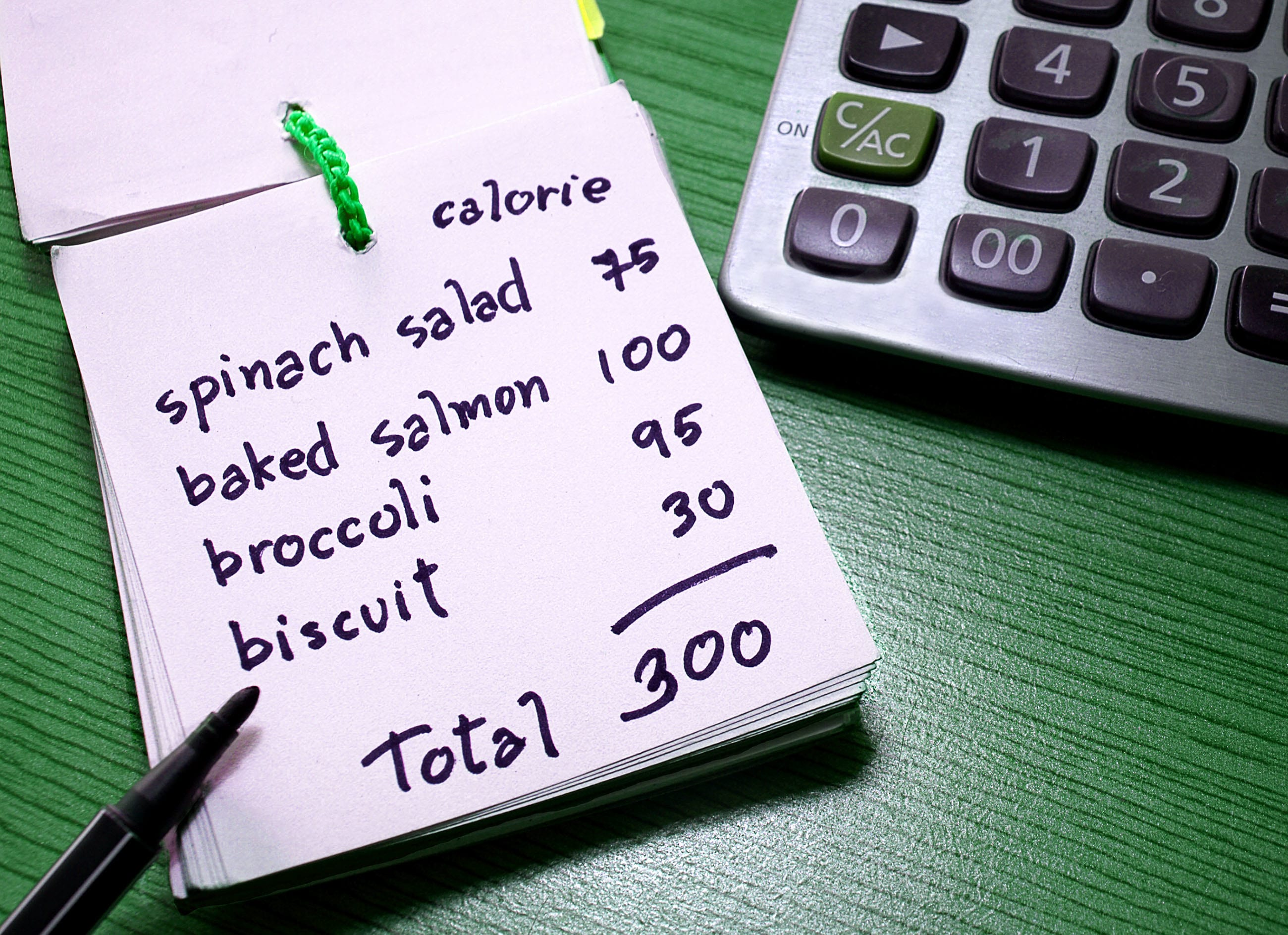 calorie counting - Diet, Exercise, and Weight Loss