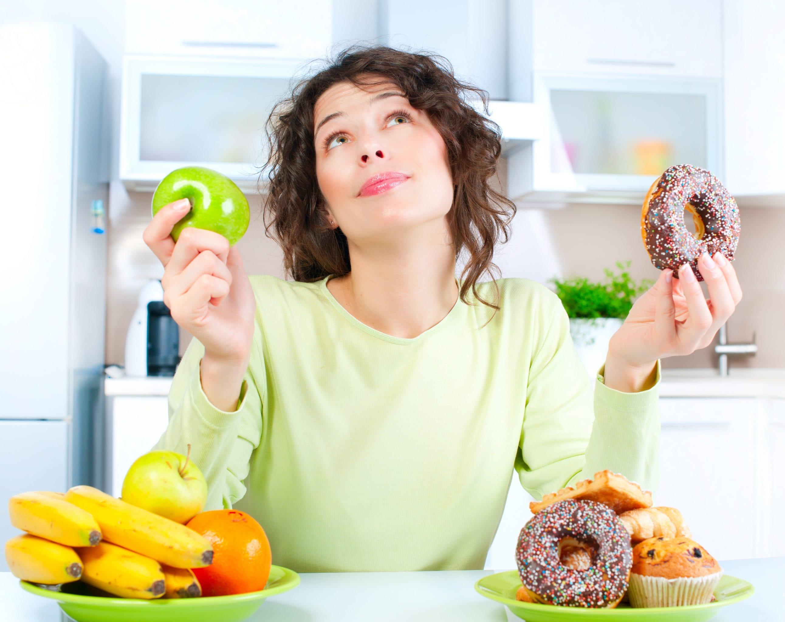 Following a Diet & Fitness Plan