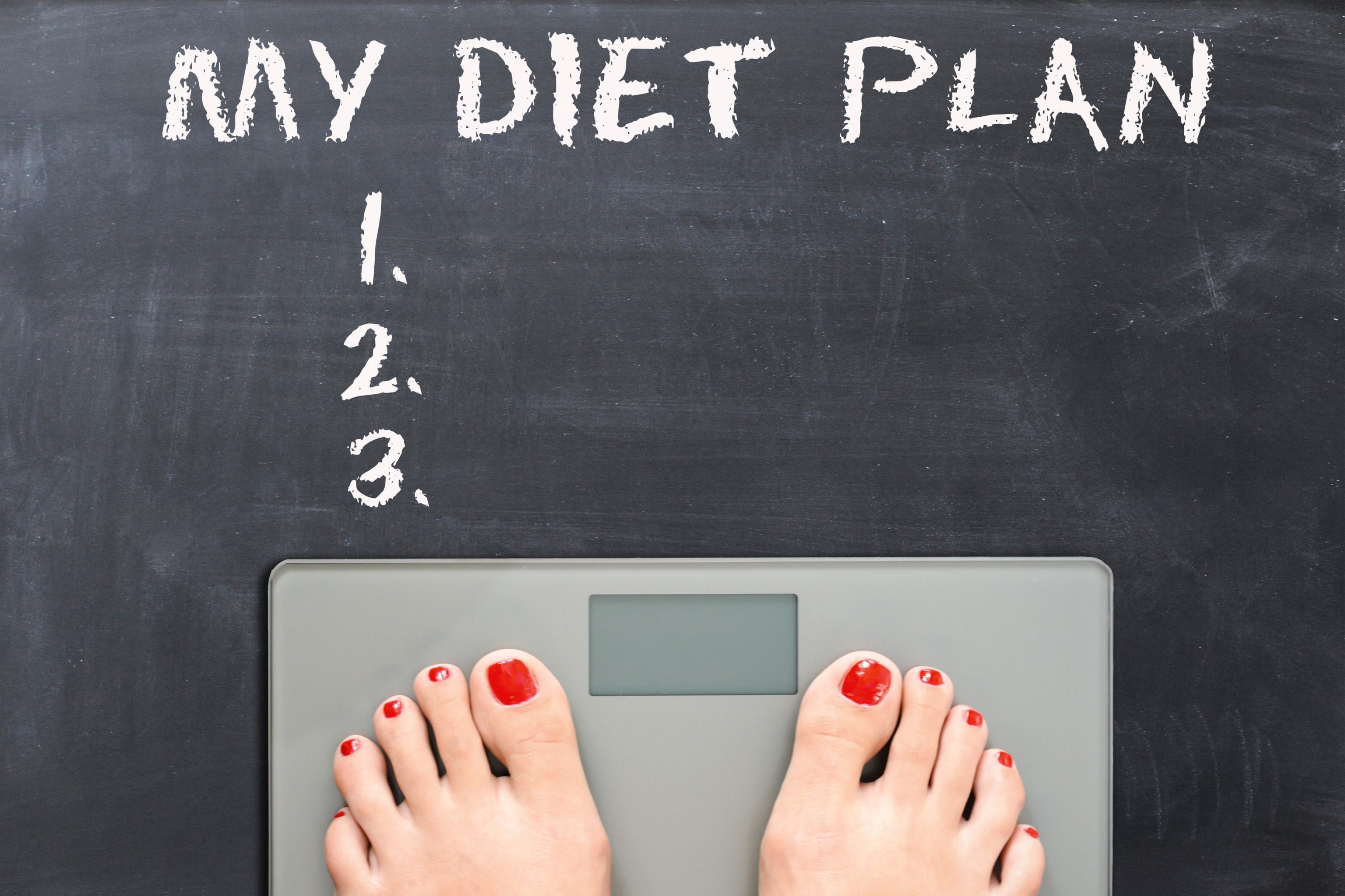 My Diet Plan - Reverse Diet