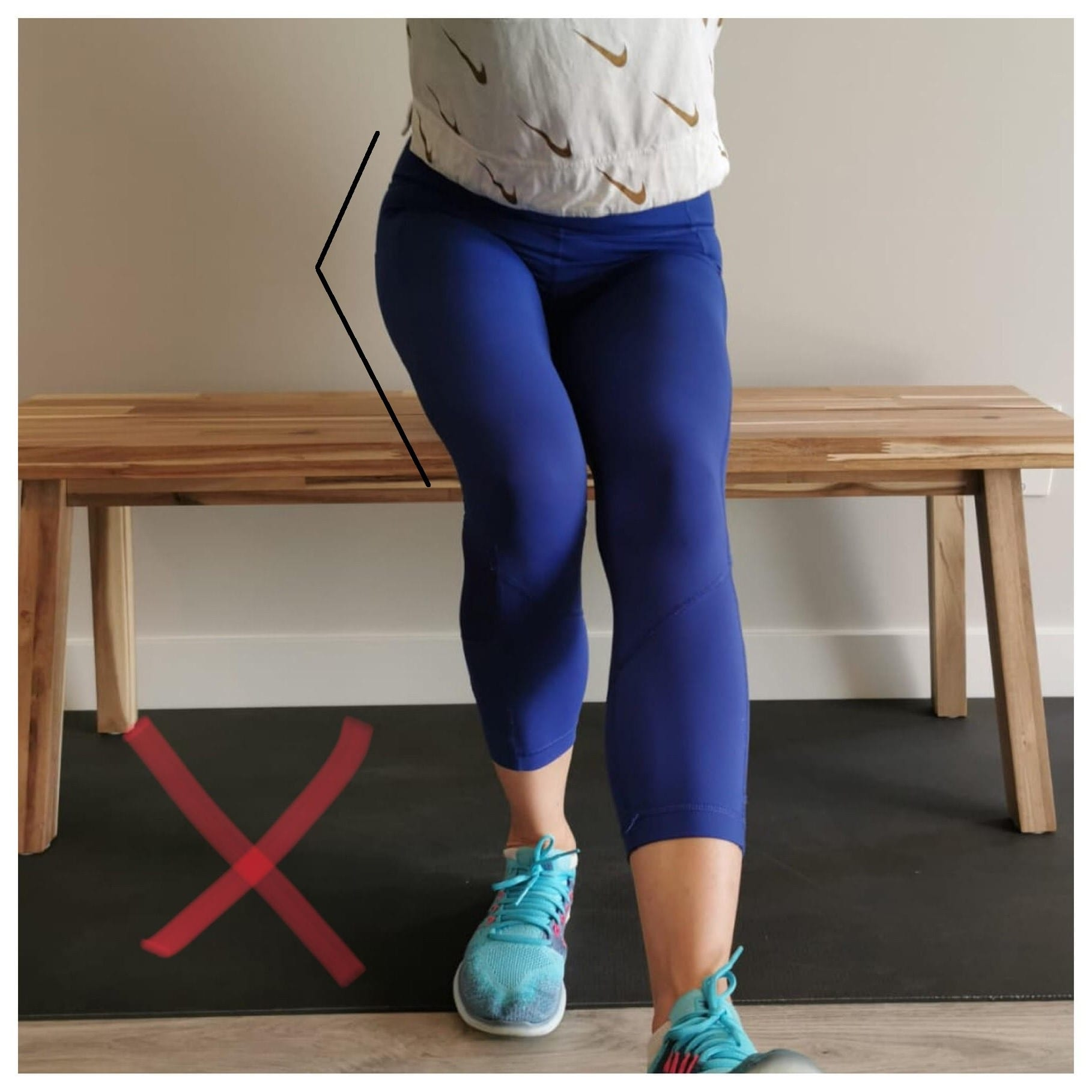Hip Abductor Strength Test Weakness