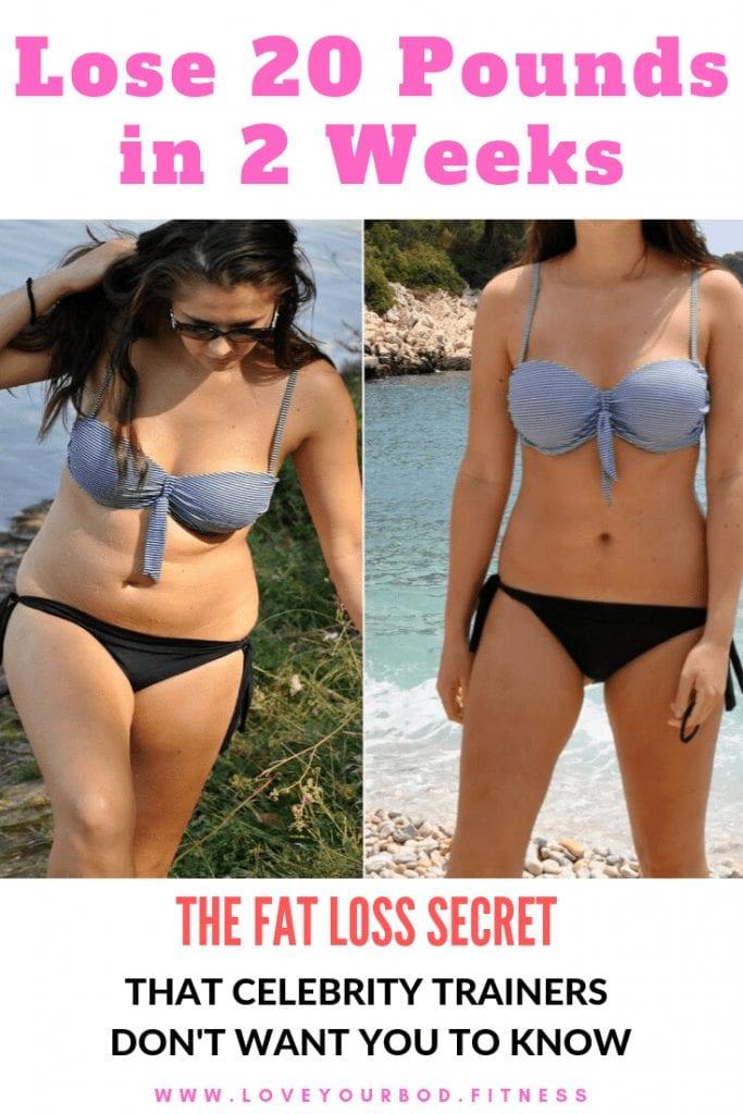 Fat Loss Secret Clickbait