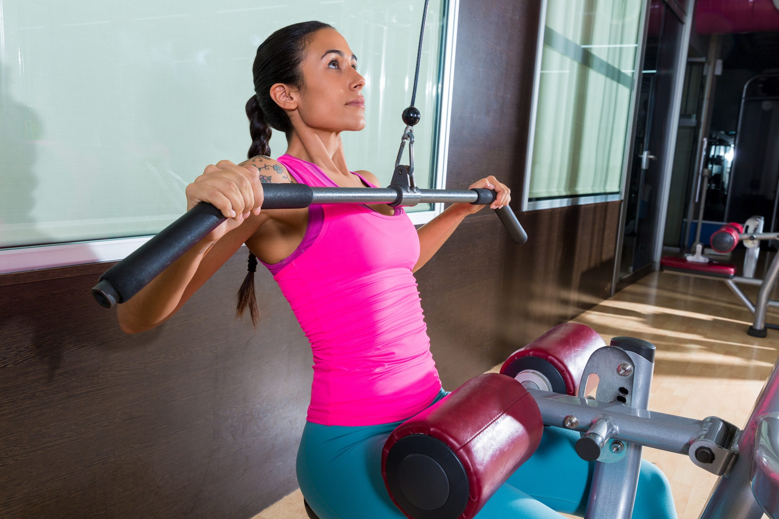 Back Day Workout for Women