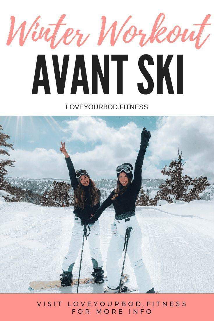 Avant Ski Workout For Skiers