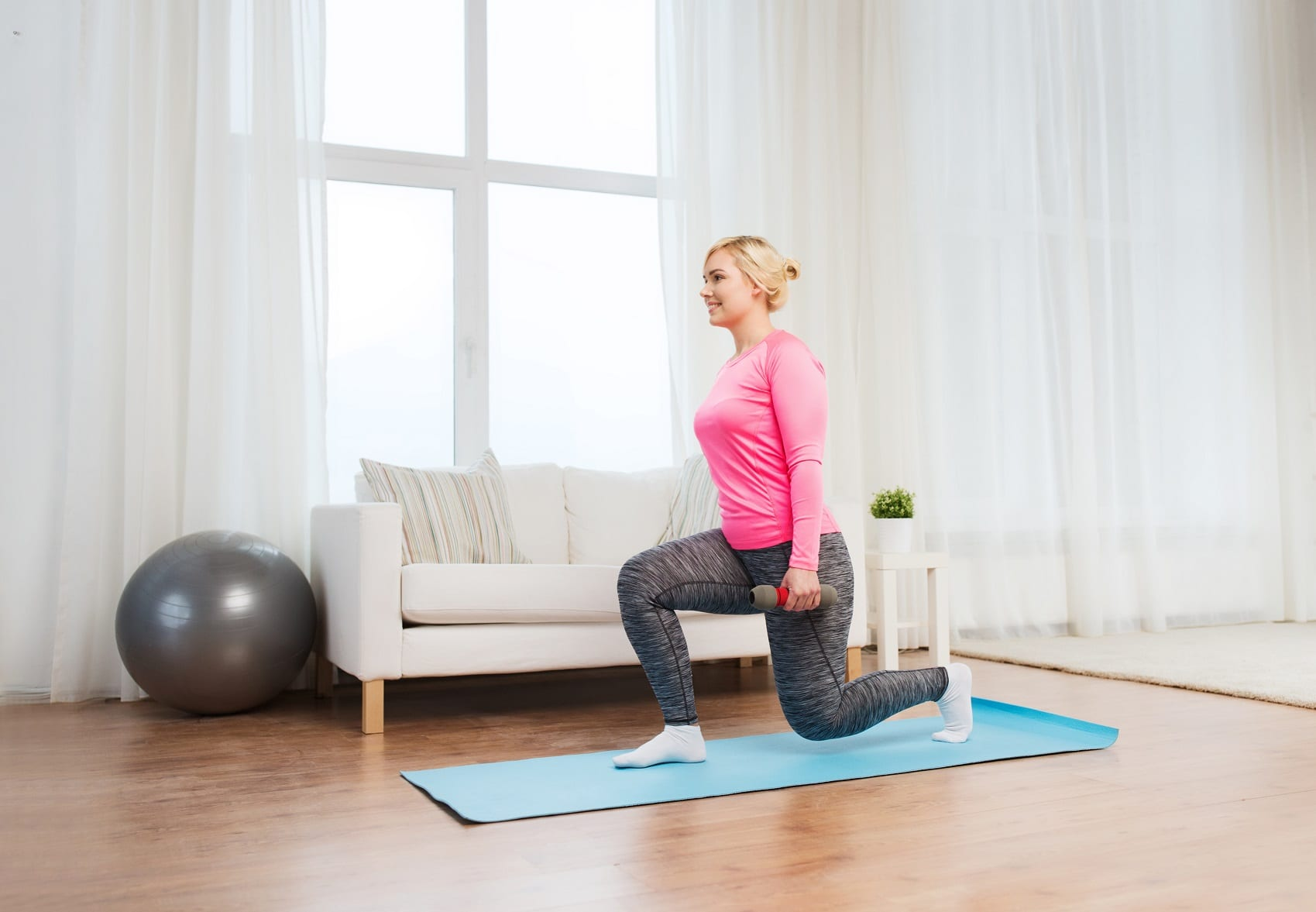 Online Workouts at Home for Women